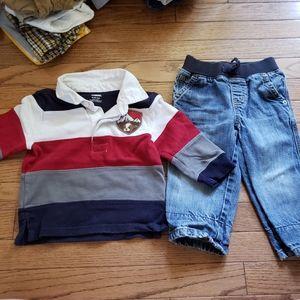 Gymboree 2pc outfit